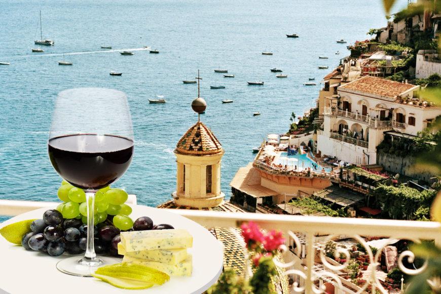 Римские замки: вино и папская кухня.