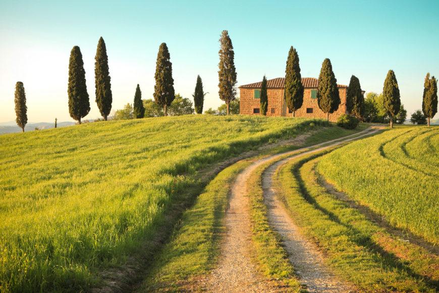 Один день во Флоренции и Тоскане