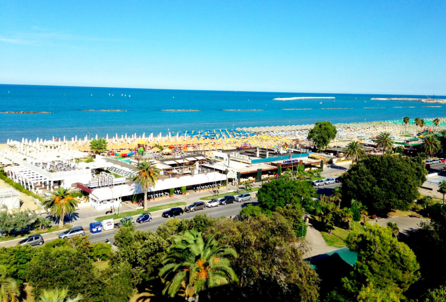 Пескара (Pescara)