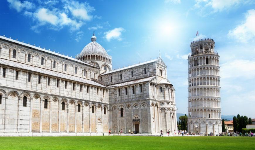 Пиза (Pisa)