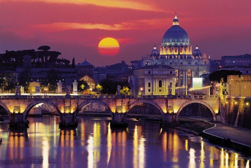 Экскурсия «Вечерний Рим» на автомобиле