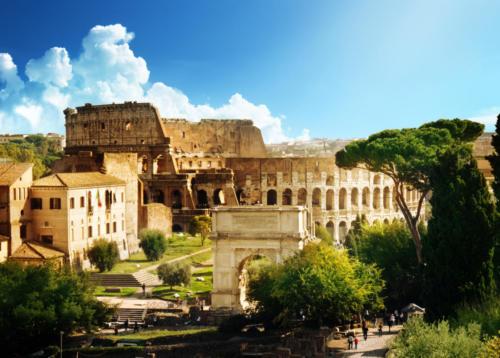 Как добраться в центр Рима