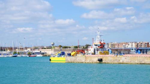 Порт Чивитавеккья Рим